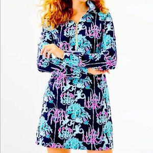 Lilly Pulitzer NEW Skipper Popover Dress XL